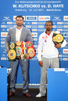Will Klitschko And Haye Give Us What We Need?