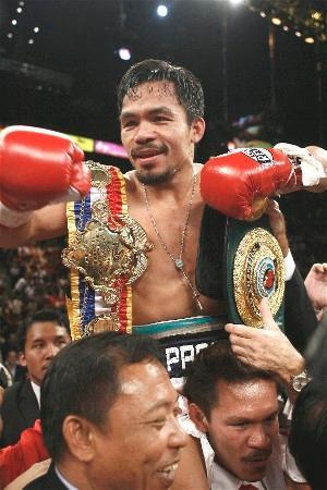 "Manny ""Pac-Man"" Pacquiao"