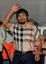 Pacquiao Motivated By Marquez Comments