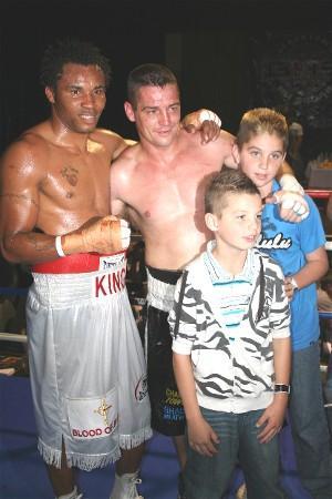 King Davidson & Josh Clenshaw