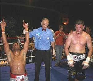 King Davidson wins