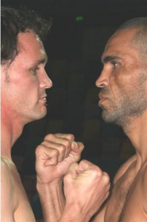 Geale and Mundine are ready to rumble