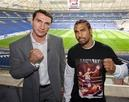 Is this the nearest Wladimir will ever get to Haye