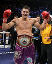 Cleverly retained his WBO title