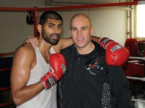 Ali Shah and Jason Curtis
