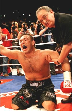 Chagaev VsOquendo Moved To July 6