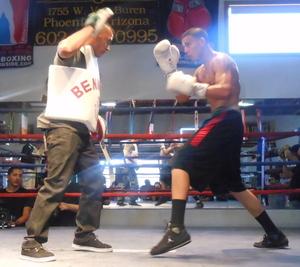 Benavidez Jr Makes First Title Defence