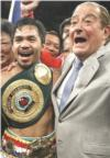 "Is Bob Arum in Need of ""INCEPTION"""