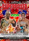 Bika, Oganov Headline July 30 Superboxer Card in Campsie