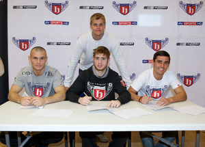 Crolla and the two Murrays signed new deals