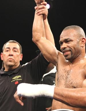 Roy Jones Jr is back: Tom Casino/Square Ring