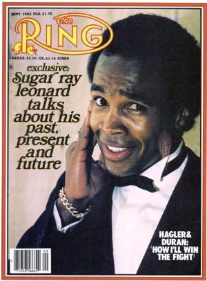 Sugar Ray Leonard, 1983