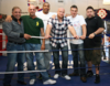 Boxing Champs Support Team Sparta 300 Opening