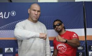 Valuev vs. Haye
