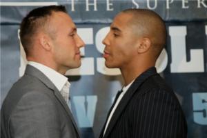 Super Six - Kessler vs. Ward on Showtime