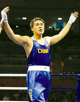 Zhilei Zhang, the leader of Ch