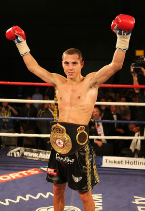 Scott Quigg Keeping Busy