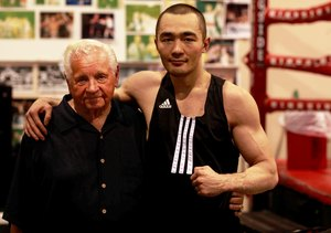 Chargin Returns To Golden Boy