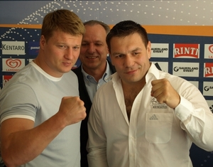 Povetkin and Chagaev fiht for vacant titel
