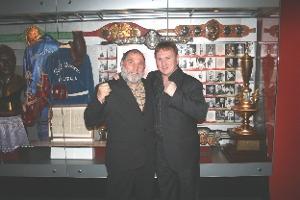 Brett McCormick & Henry Nissen