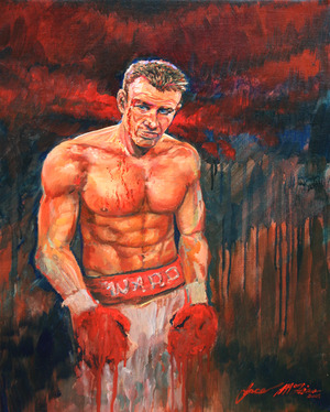 Warrior (Micky Ward) Jace McTier