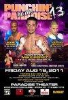"""Punchin at the Paradise"" Returns On Friday"