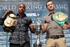Froch/Ward Press Tour Concludes In Oakland