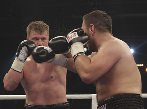 Alex Povetkin ousted from top ten.