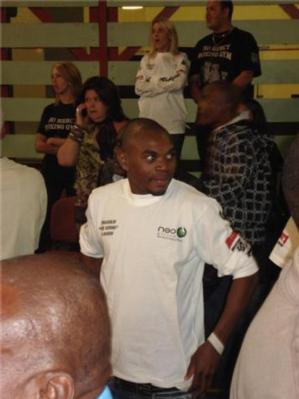 Mthalane: New IBF champ.