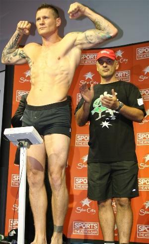 Danny Green, 81.30kgs (178.9lbs)