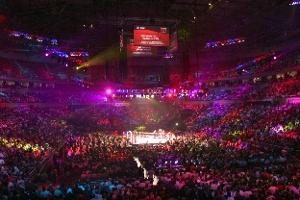 Over 15,00 fans watched Green vs. Jones Jr