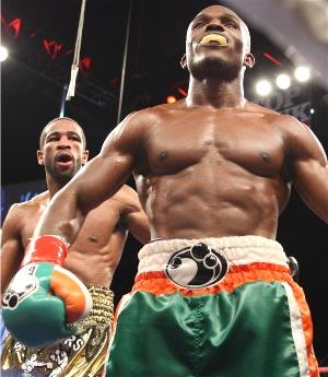 Timothy Bradley wins: Tom Casino/Showtime