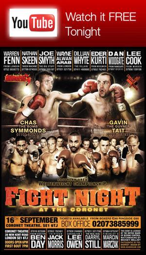 boxing tonight - photo #44