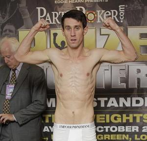 Lee Jennings says records don't count in Prizefighter