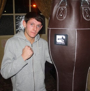 Gavin McDonnell bumped to tenth.