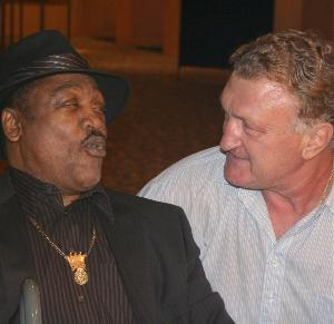 Smokin' Joe Frazier & Joe Bugner