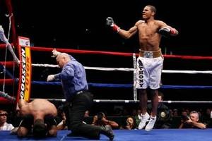 Dirrell has big plans