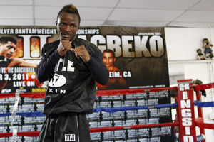 Agbeko Returns With A Win In El Paso