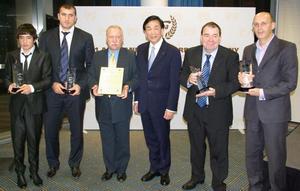 AIBA members honoured