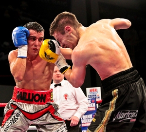Crolla Has A World TItle Shot on His Mind