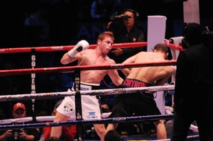 Clotty Next Up For 'Canelo'