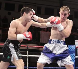 Ryder Aims For British Title Success