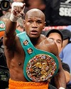 "Mayweather: ""I can't Overlook Cotto"""