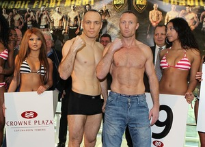 Magee Markussen weigh in