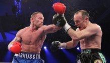 Markussen Signs Multi Fight Deal With Taem Sauerland
