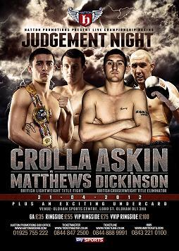 Judgement Night In Oldham