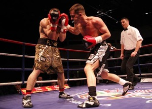Evans Challenges Skeete For British Title