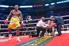 Adonis Stevenson is now number one at 175