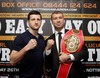 SecondsOut Team Predictions: Bute Vs Froch