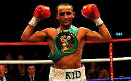 Galahad Defends Commonwealth Title